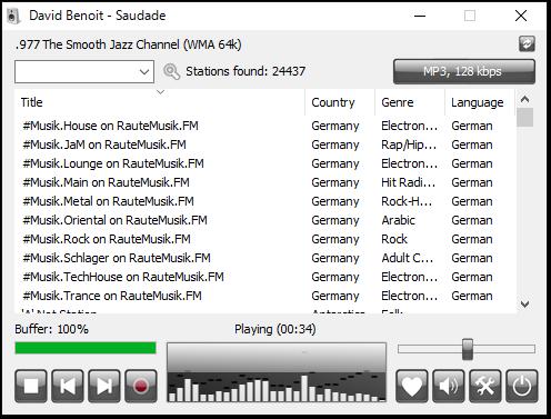 インターネットラジオかけ流しで録音もできるRadioSureをオススメ。【サービス停止中?】のアイキャッチ画像