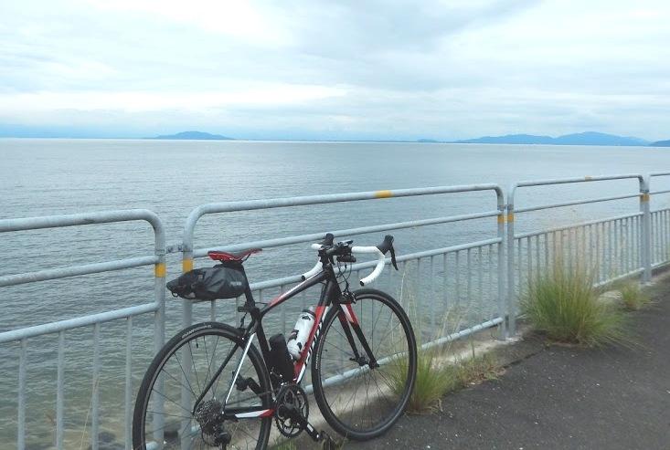 自転車で琵琶湖を一周(ビワイチ)するときの道路の注意点などをまとめてみますのアイキャッチ画像