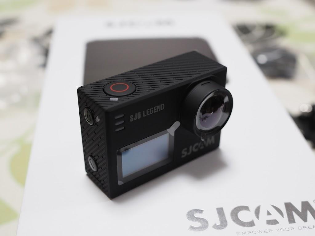 高性能の自転車カメラSJCAM SJ6 LEGENDレビュー。GOPROとの比較動画ありますのアイキャッチ画像