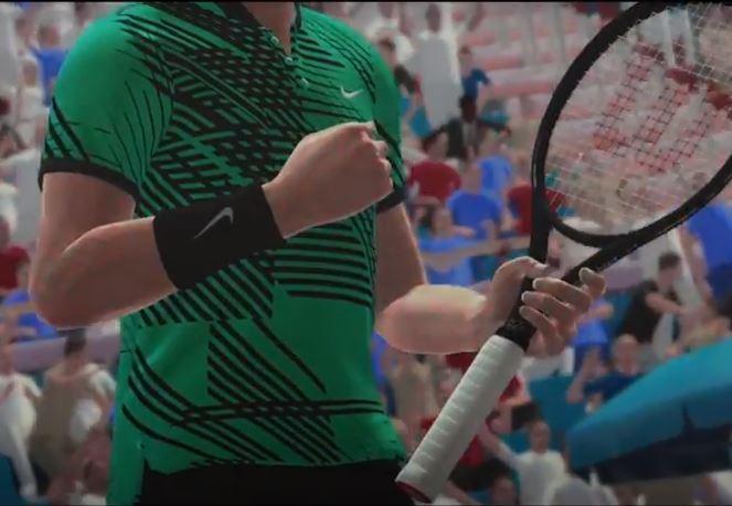 テニスゲーム「Tennis World Tour」PS4, Nintendo Switchで発売【動画あり】のアイキャッチ画像