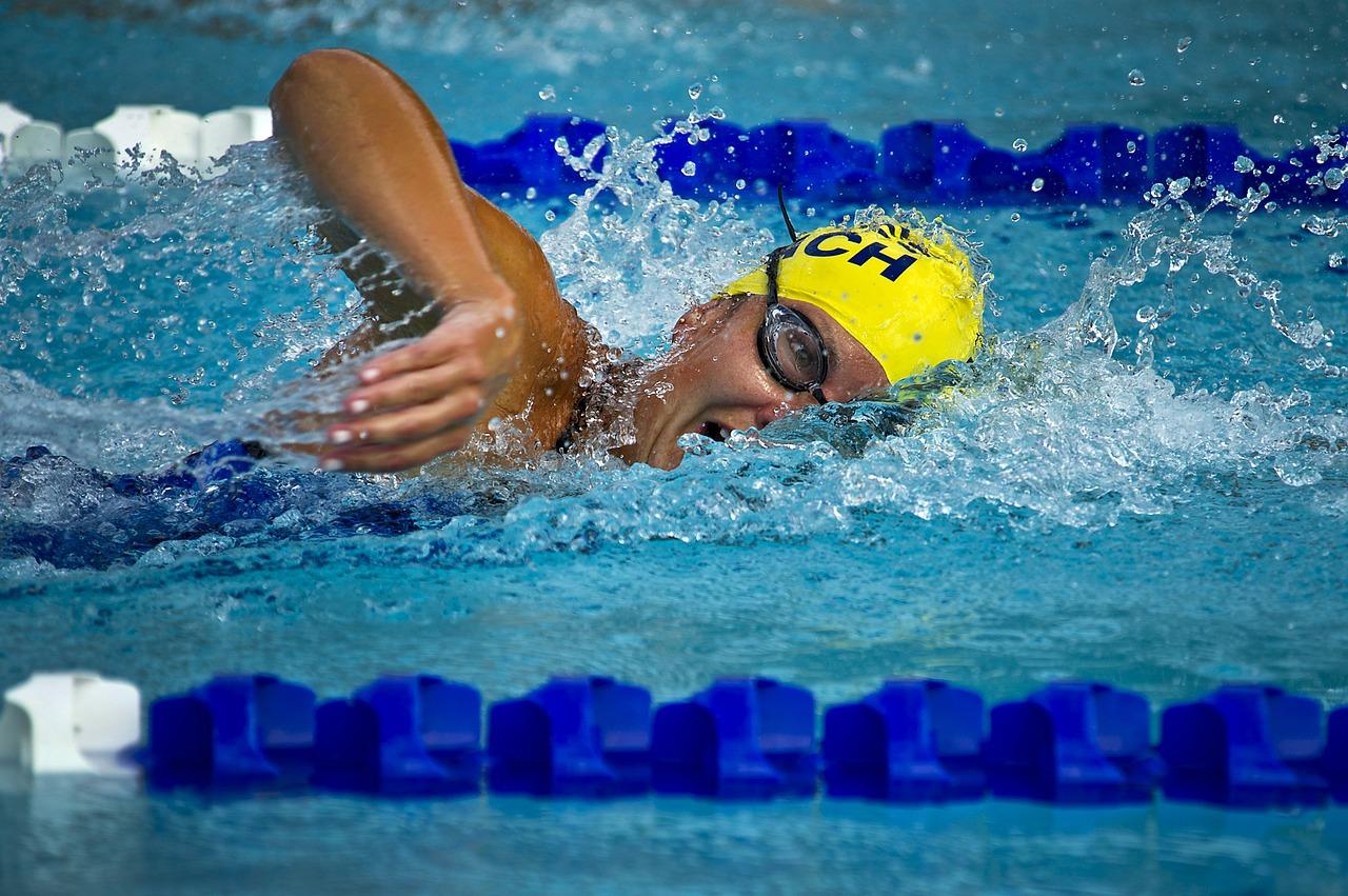 【水泳あるある】「競泳選手が大会に出た時」あれこれのアイキャッチ画像