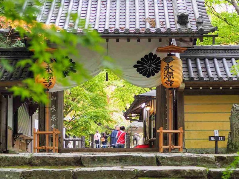 【自転車】2018年永源寺の紅葉を見に行ってきたのアイキャッチ画像