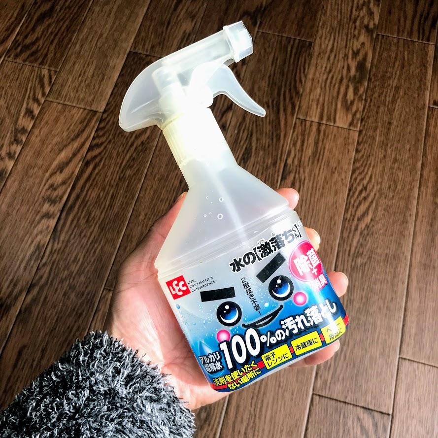 楽でキレイになるオススメ掃除洗剤や掃除グッズを紹介のアイキャッチ画像