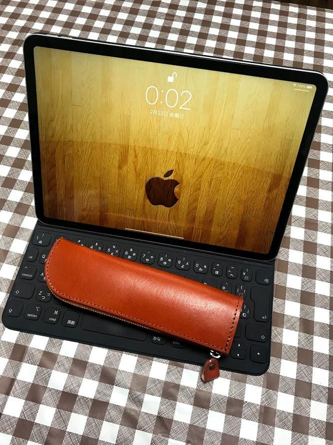 栃木レザーのペンケースがApple Pencilの保護にちょうどいいのアイキャッチ画像