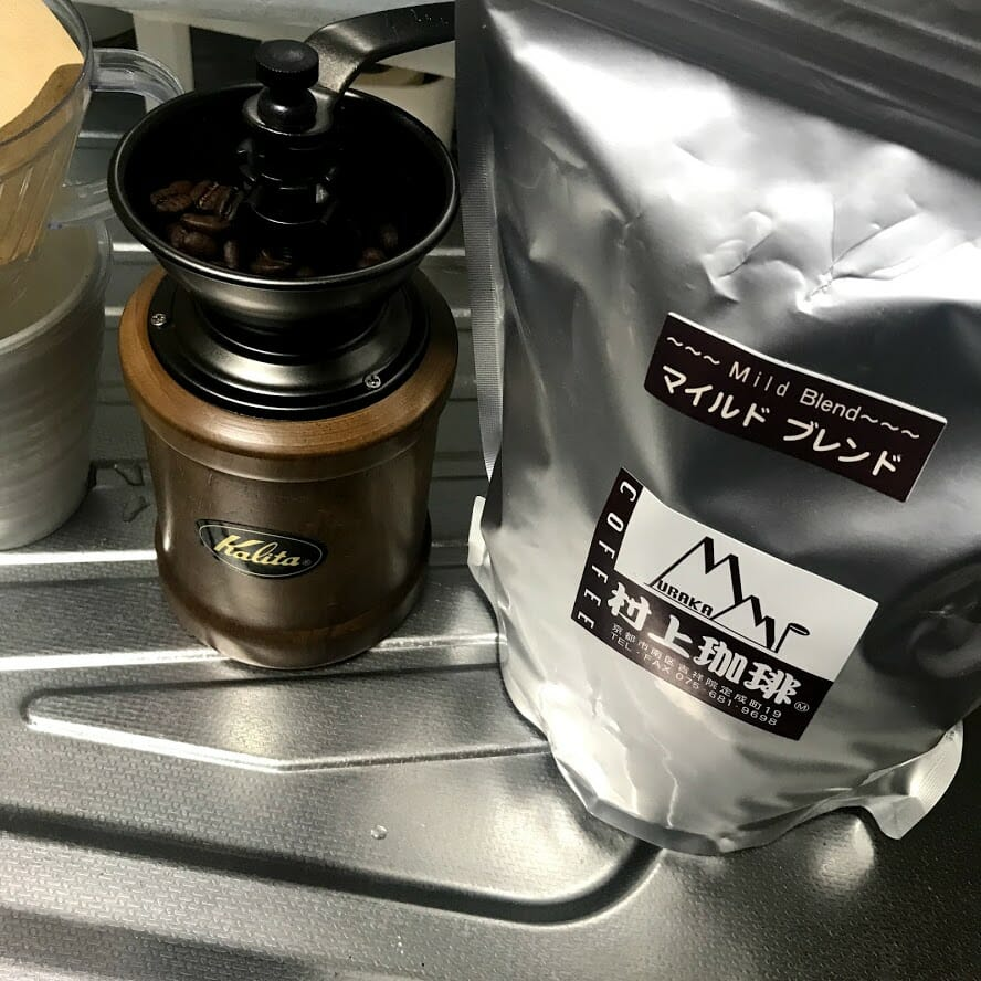 初心者でも簡単においしくコーヒーを淹れるコツ、時間、道具を紹介しますのアイキャッチ画像